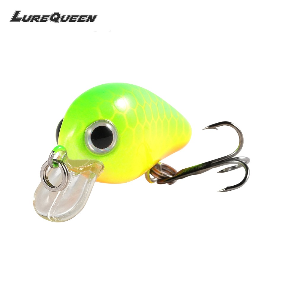 2018 New Fishing Lure Wobbler Crankbaits Micro Pesca Artificial Baits Mini Hard Lures Minnow for Pike Bass Trout 3cm 1.5g 1pcs noeby floating minnow bass pike carp walleye trout plastic fishing wobbler hard baits swimbaits artificial lure set sea 10cm 12g