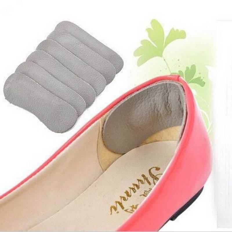 5Pairs Shoe Boot Back Heel Insert Protectors Relieve Sore Heel Insoles Useful Hottest
