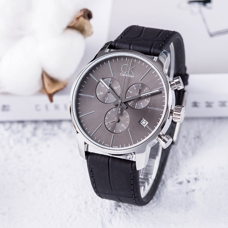 CalvinKlein quartz Men's watch business affairs extravagant and casual fashion watches K2G271C3