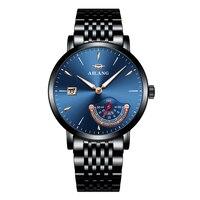 AILANG 8616 Switzerland watches men luxury brand automatic 21 jewels Luminous Military Pilots Watch Sports Series Luxury Watches