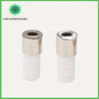 2015 High Quality Diamond Microdermabrasion Tips For Beauty Machine China Peeling 2 Pcs Lot