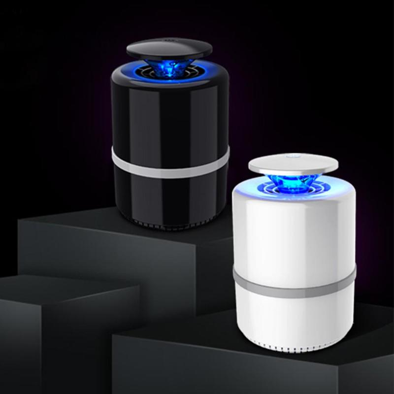 USB model&3 in 1 Intelligent Touch Control CCFL Mosquito Killer O3 Deodorization UV Sterilization Air Purifier Filter