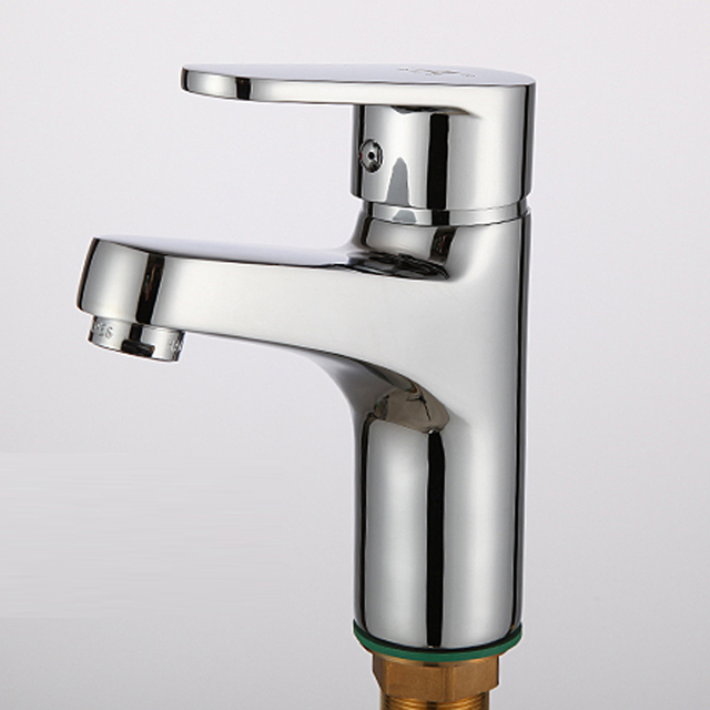 Free shipping washbasin faucet bathroom basin tap with ceramic ...