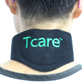 1 Unids Cuidado de La Salud Turmalina autocalentamiento Cuello Ortopédico Pad Terapia Magnética Cinturón de Soporte Turmalina Cuello Tirantes Almohadillas