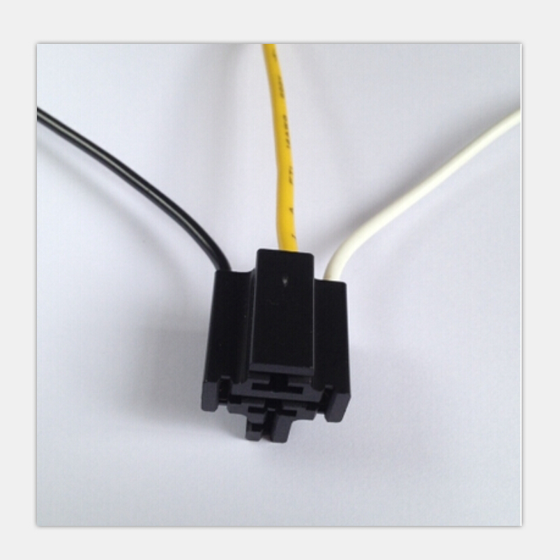 5pcsthree Wire Socket 3pin Electronic Flasher Relay Module