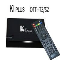 KI Plus S2 T2 DVB Tv Box Android 6 0 Amlogic S905D 1gb Ram 4k Iptv