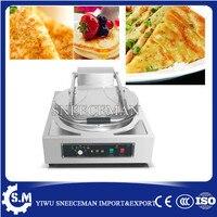 automatic roti maker machine to make pancake/roti/chapati/chapatti/flat bread/pancake