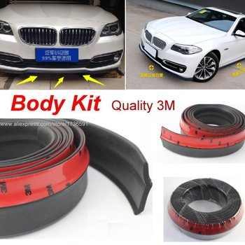 Lyudmila Car Bumper & Spoilers Lip Deflector Lips For BMW Z3 E36 E37 1995~2002 / Front Skirt / Strip / Anti-Scratch Anti-Scratch image