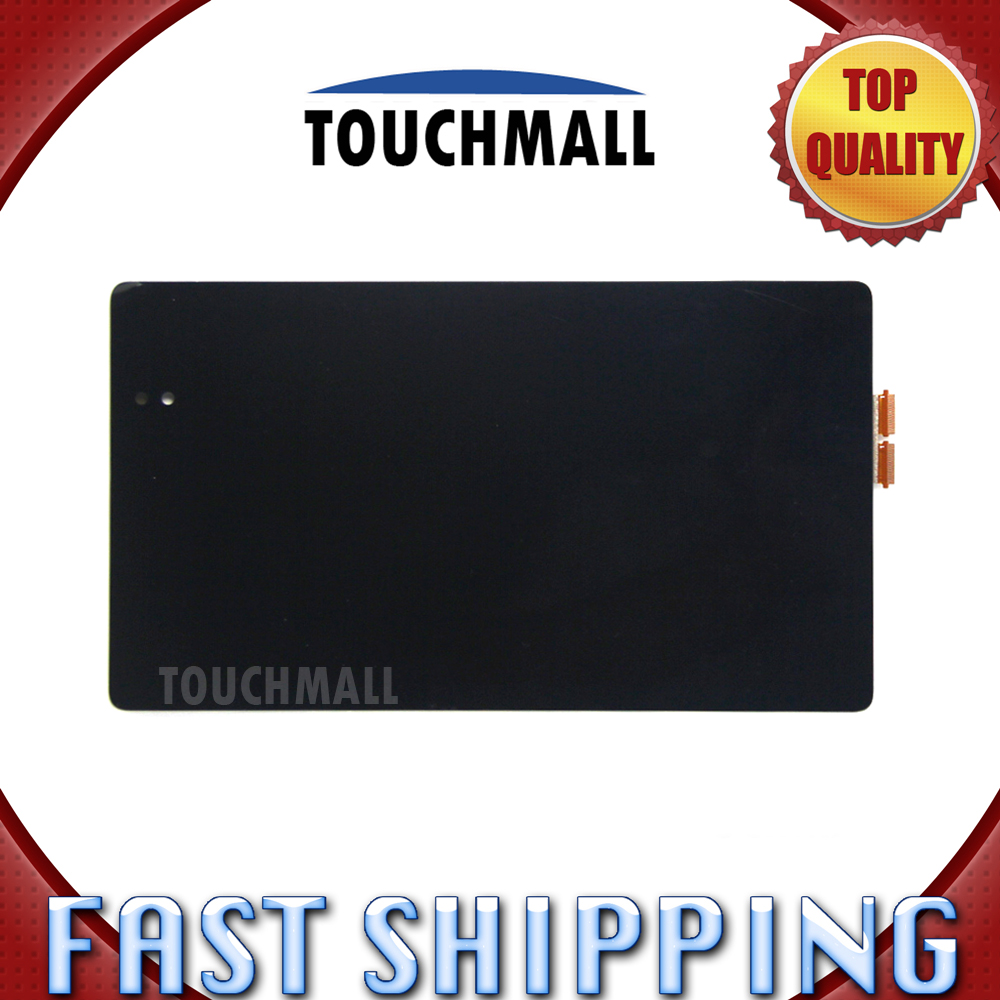 For New LCD Display Touch Screen Digitizer Assembly ASUS Google Nexus 7 2nd 2013 ME571 ME571K ME571KL K008 K009 Free Shipping new lcd touch screen digitizer with frame assembly for lg google nexus 5 d820 d821 free shipping