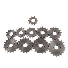 Scooter Sprocket-Gear-Hole Dirt-Bike Motorcycle 428-20mm-10t/19t-Chain Front 10-Tooth-To-19tooth