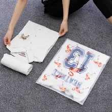 Transparent Flamingo Cosmetic Bag Scrub EVA Waterproof Makeup Case Large Capacity Toiletry Portable Storage Make Up Wash Bag