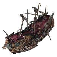 Akvaryum Peyzaj Dekorasyon pnömatik oyuncak ile bağlı oksijen pompası su batık akvaryum Peyzaj