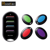ROADTEC Key Finder 4 In 1 Advanced Wireless Remote Key Locator Phone Wallets Anti Lost With