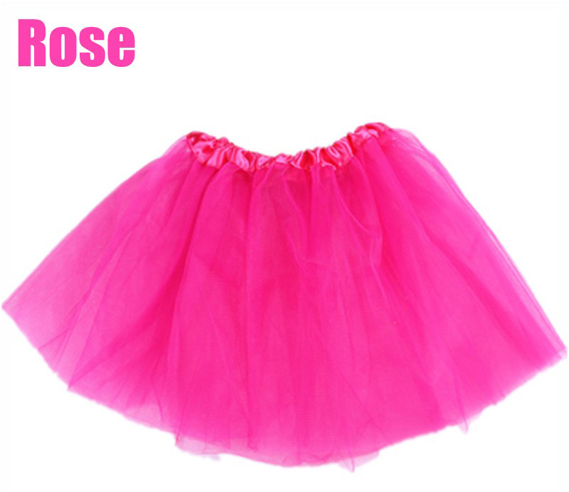 Girl Tutu Skirt 2019 New summer Kids Clothes Princess fluffy tulle Girls Skirts Lovely Ball Gown Children Clothing Baby Clothes