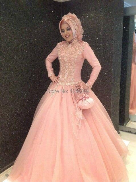 38919 islamic wedding dresses hijab-in Wedding Dresses from Weddings ...