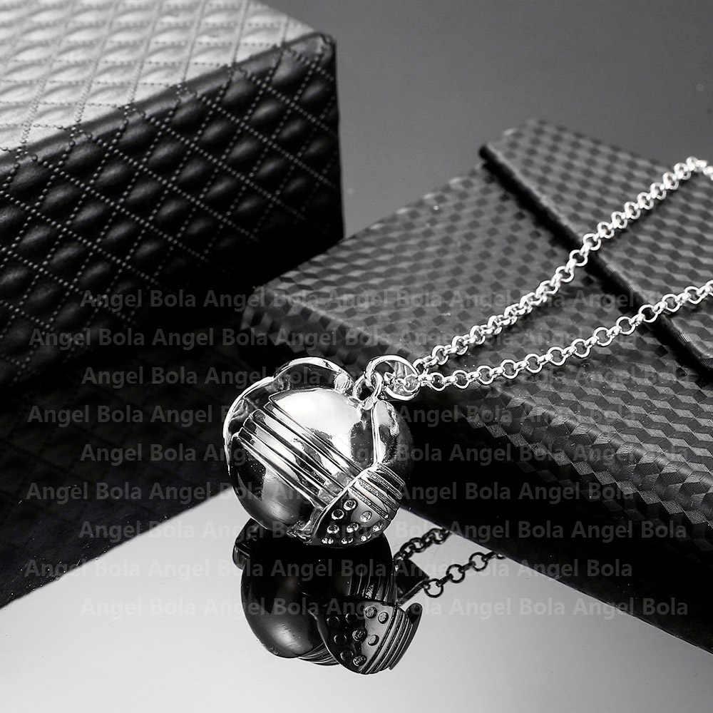 Новый расширение фото медальон Цепочки и ожерелья подвеска Крылья Ангела подарок украшения украшение-ожерелье изысканные украшения подвесное ожерелье