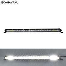 20 дюймов ecahayaku тонкий светодиодный светильник бар 120 Вт