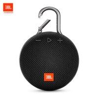 JBL Clip 3 Speaker Wireless Portable Bluetooth Streaming IPX7 Waterproof 1000mAh Rechargeable Mini Portable Loudspeaker Box
