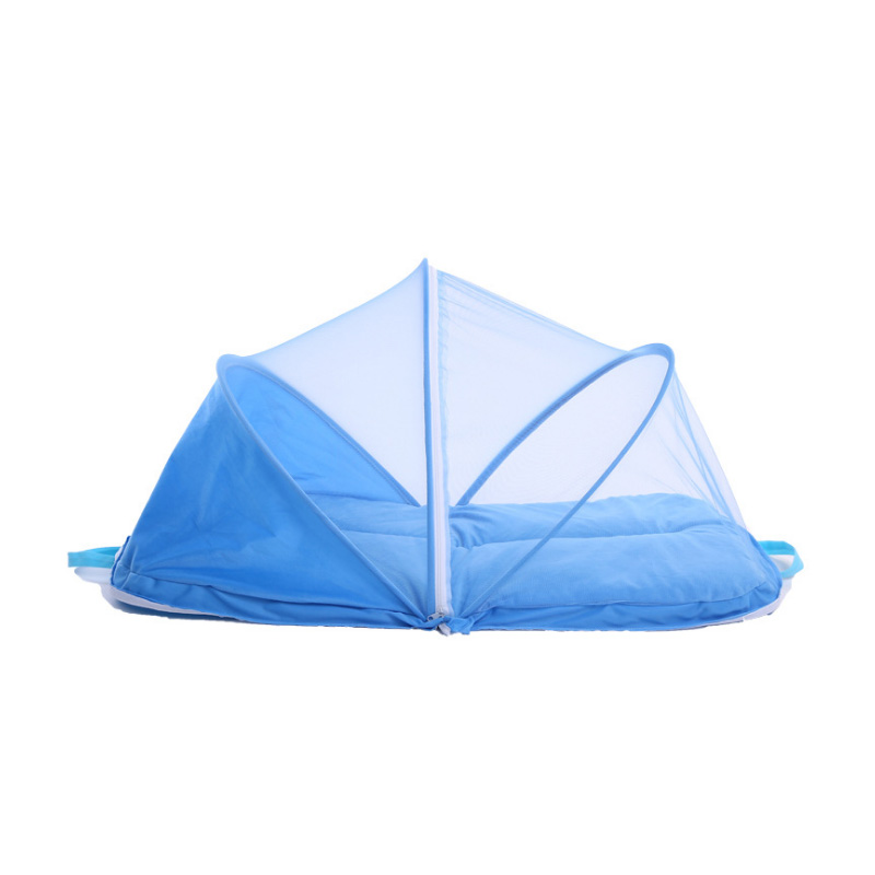 Mosquito net for baby Portable Soft Baby Crib 0-3 Years Bedding Mosquito Net Foldable Bed Cotton Sleep Travel Beds Cribs Pillow