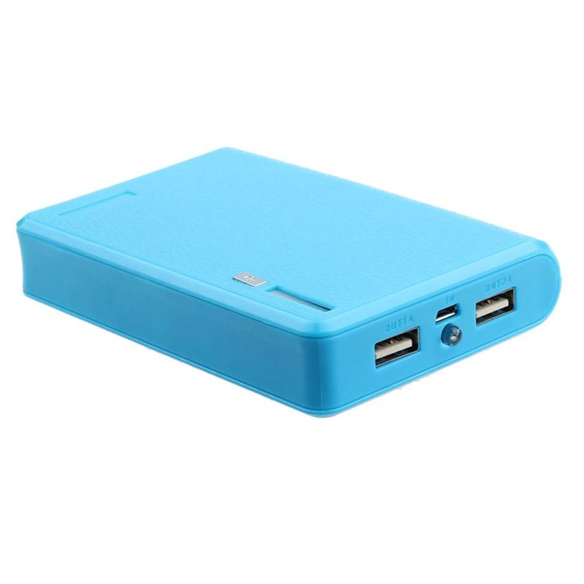 Banco do Poder usb 5 v 2a 18650 Interface de Entrada : Micro USB