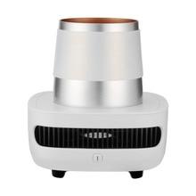 Портативный Smart минихолодильникхолодильник чашки мгновенного охлаждения USB Холодильник охладитель быстрое устройство для автомобиля офис