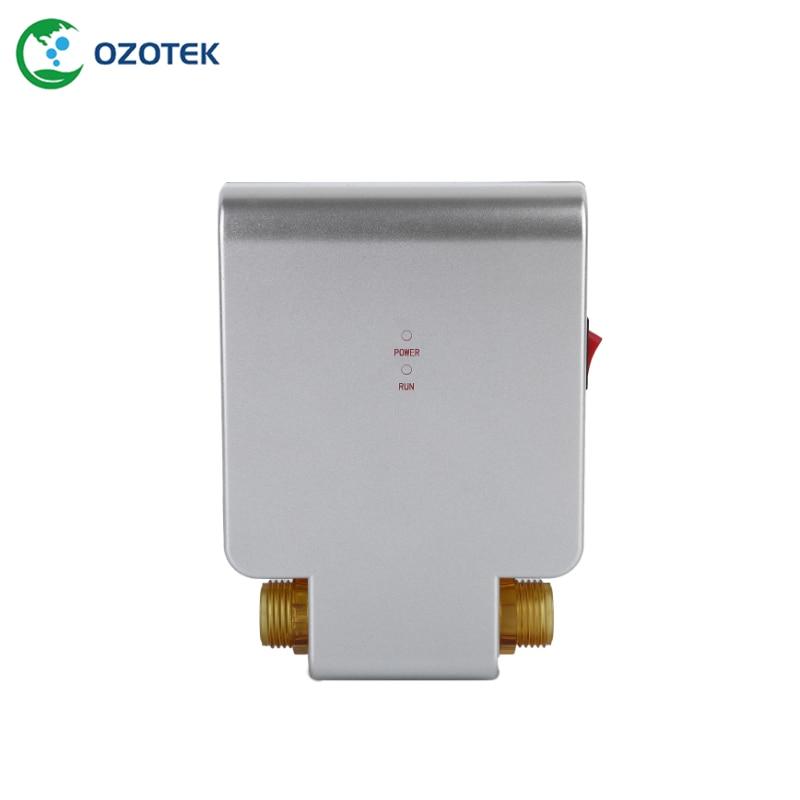 OZOTEK ozone water machine TWO003 inbuilt venturi0.2-1.0 PPM for drinking free shipping