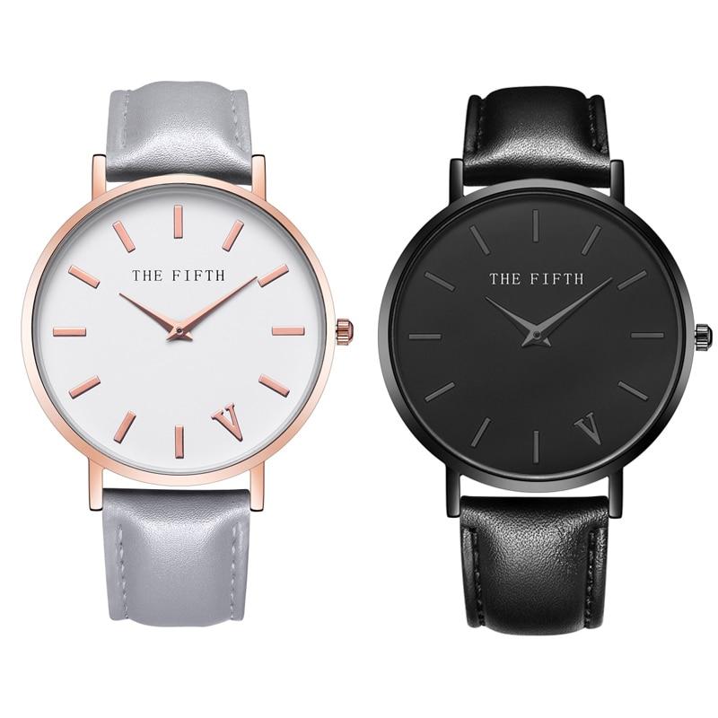 PĒDĒJĀS Vīriešu pulksteņi Biznesa modes zīmola vienkāršais - Sieviešu pulksteņi