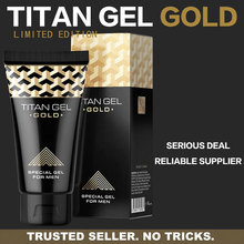Russian Titan Gel Gold Intimate