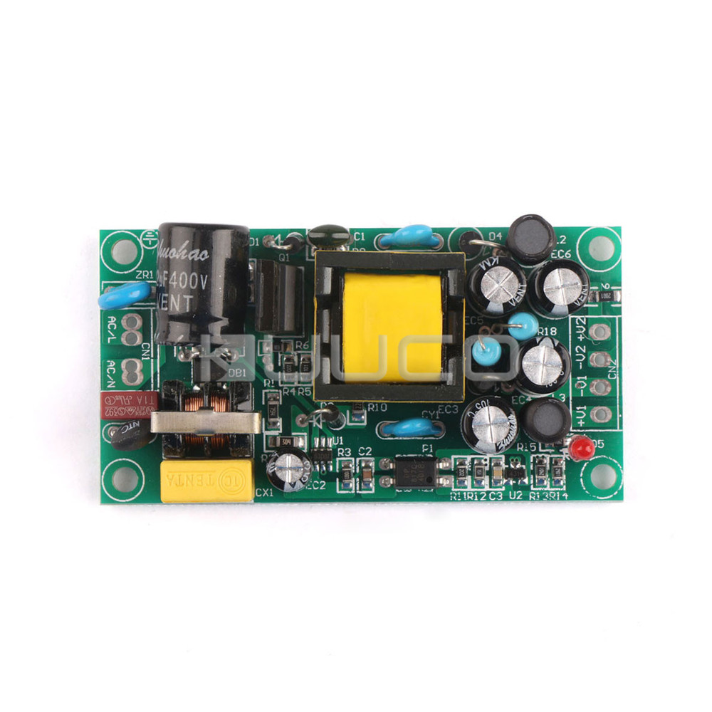 Buck Converter Ac Dc 5v 24v 12v Dual Output Voltage Power Supply Module