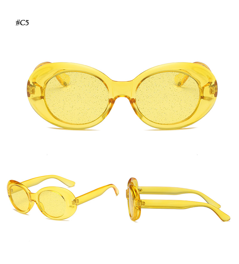 Oval Shape Sunglasses (28)
