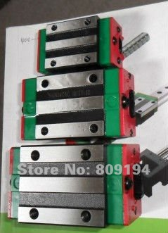 CNC HIWIN HGH35H Rail linear guide from taiwan hiiwin linear guide rail hgr25 550mm 2pcs hgw25cc 4pcs hiwin from taiwan