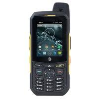 100% d'origine Sonim Xp6 cellulaire téléphone robuste Android Quad Core téléphone étanche antichoc 3g 4g LTE FDD téléphone de luxe Unique sim