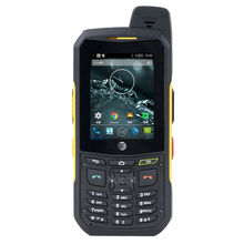 100% original sonim xp6 teléfono celular resistente android quad core teléfono impermeable a prueba de golpes 3g 4g LTE FDD teléfono de lujo Único sim