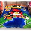 Бесплатная доставка ватки аниме одеяло на кровати ткани cobertor принадлежностей манатов плюшевые полотенце кондиционер сна постельные принадлежности