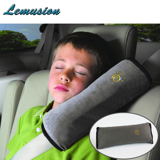1Pc Car Seat Belts Accessories Child Sleep Safety Belt Shoulder Pads For Opel Astra H J Nissan