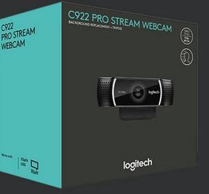 Image 5 - Caméra Web Logitech C922 dorigine Webcam Pro Stream avec Microphone Full HD 1080P vidéo Auto Focus Web cam 14MP C920 mise à niveau