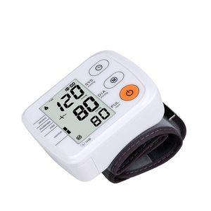 Image 2 - Ciśnieniomierz nadgarstkowy automatyczny cyfrowy miernik tonometru do pomiaru ciśnienia krwi i puls