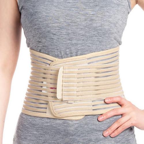 Hernia de disco lumbar cinturón de protección protector de la correa de disco intervertebral lumbar Salud Cintura Cintura Equipos de Rehabilitación 27