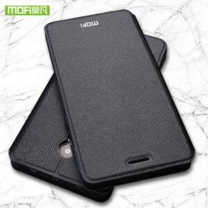 Image 2 - Mofi For Xiaomi Redmi 5 Plus case For Xiaomi Redmi 5 case cover silicone luxury flip leather For Xiaomi Redmi 5 Plus case hard