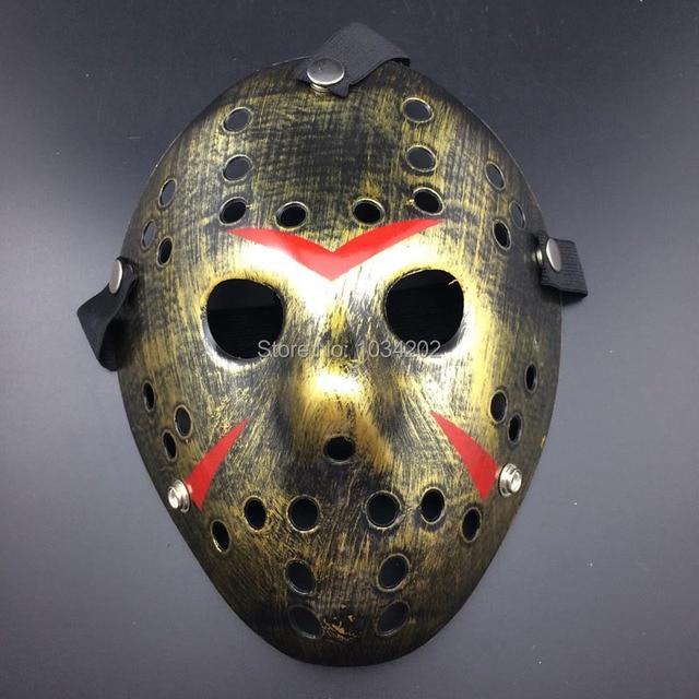 Halloween Masker Maken.Us 318 0 2016 Nieuwe Maken Oude Cosplay Halloween Masker Jason Voorhees Freddy Hockey Festival Party Halloween Masker Gratis Verzending In 2016
