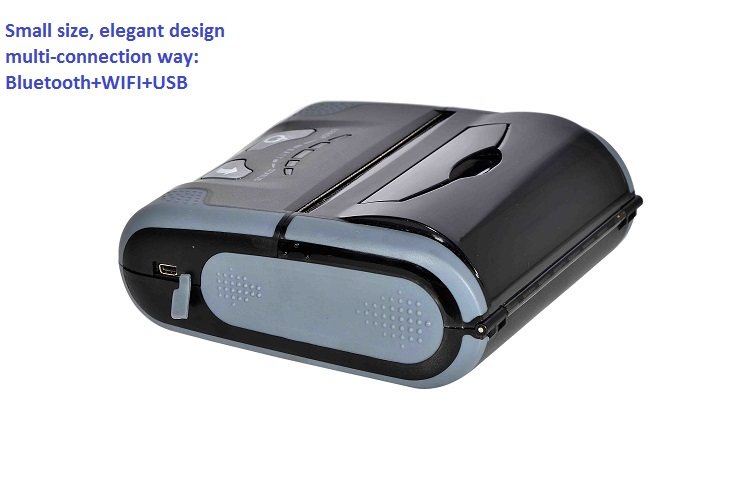 Impresora térmica Android LS300BWU con Bluetooth y WIFI e interfaces - Electrónica de oficina