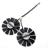 Neue 75 MM Firstd FD7010H12S DC 12 V 0 35A 4PIN EBR 40mm KUhler Fan Fur