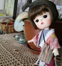 Boneca bjd 1/8 mong 1 # boneca de alta qualidade, boneca moda, presente aniversário