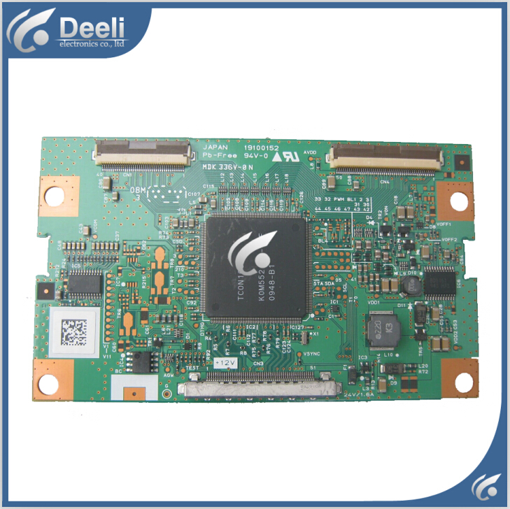 95% new original for TH-L32X15C logic board 19100152 with AX080A061E on sale 100% new original for auo t315xw02 v9 t260xw02 va 06a53 1c logic board on sale