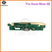 Original New USB Charging Port Flex Cable For Xiaomi Redmi 3 3s 3x Dock Connector Charging Port Flex Cable Replacement Part