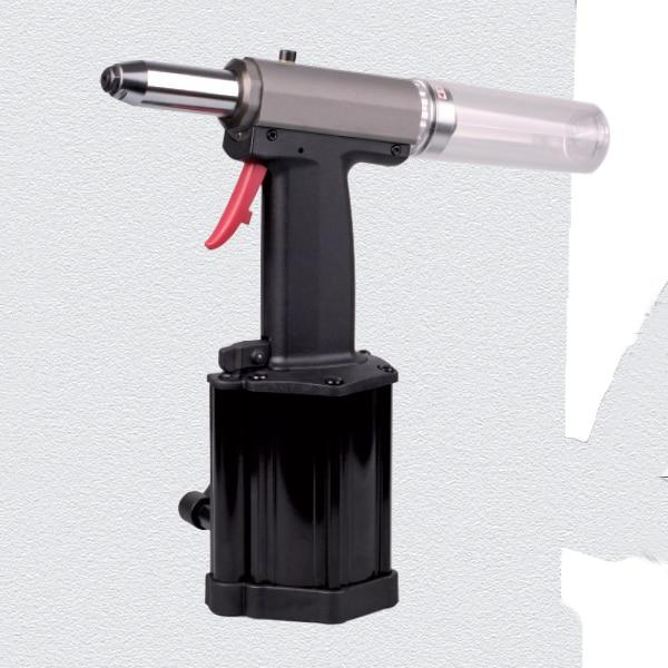 High Quality 4.8 6.4mm Pneumatic Riveter Air Riveting Nut Gun Air Pull Setter Tools Nail Pull Pneumatic Rivet Gun SAT0027