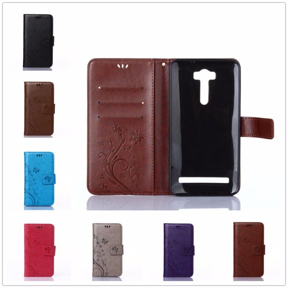 Case For Asus Zenfone 2 Laser Ze601kl Ze600kl Ze600 Ze601 Ze 600 601 600kl 601kl Kl Case Flip Phone Cover For Asus Z011d Z00md A79