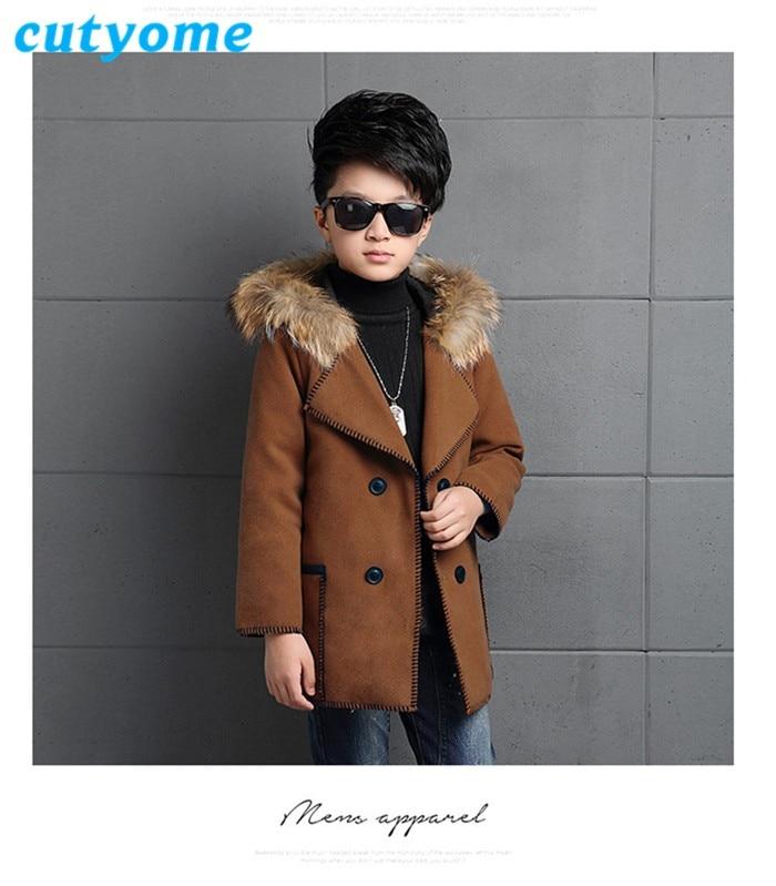 fashion wool coats for kids06