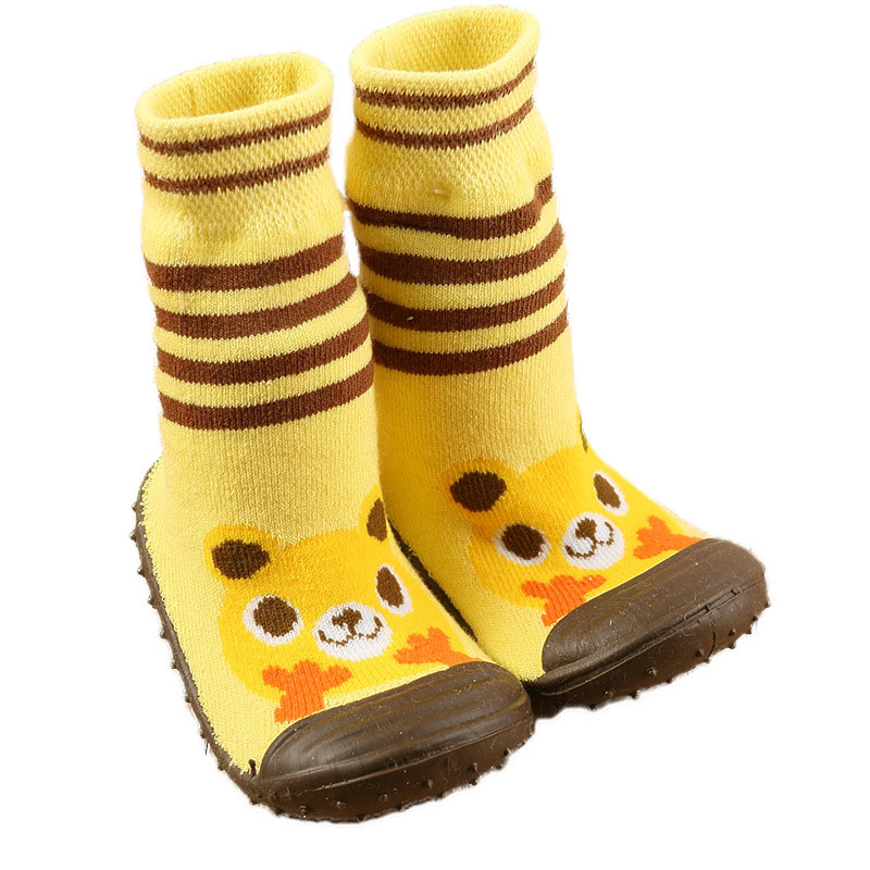 Toddler Indoor Floor Shoes Newborn Anti Slip Baby ...