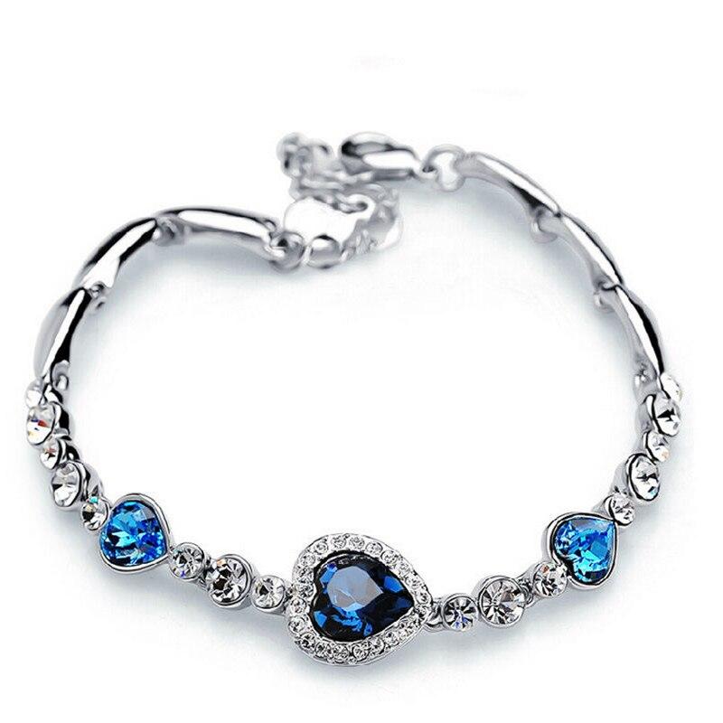 Handmade silver bracelets for women